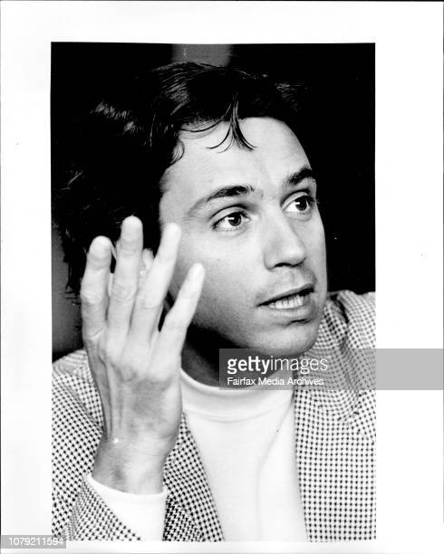 Interview with musician Jean Michel Jarre at the Sebel July 23 1985