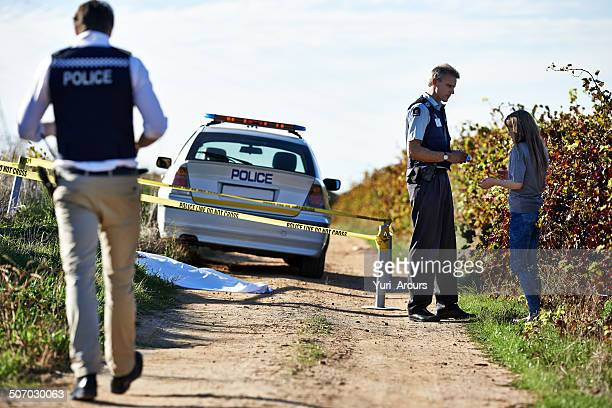 interviewing witnesses - crime victim stock pictures, royalty-free photos & images