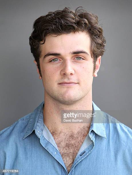 EXTRA interviews Beau Mirchoff at Westfield Century City on October 14 2014 in Los Angeles California