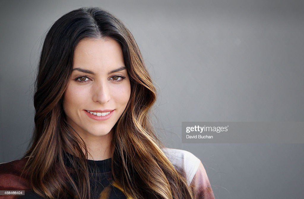 EXTRA Interviews Genesis Rodriguez And Jamie Chung At Westfield Century City