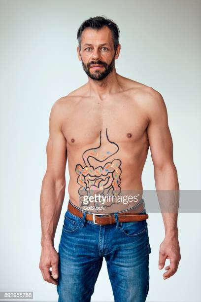 intestinal microflora - intestinal tract infection stock pictures, royalty-free photos & images