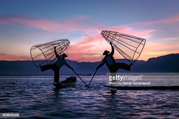 Intha, The fisherman of Inle Lake
