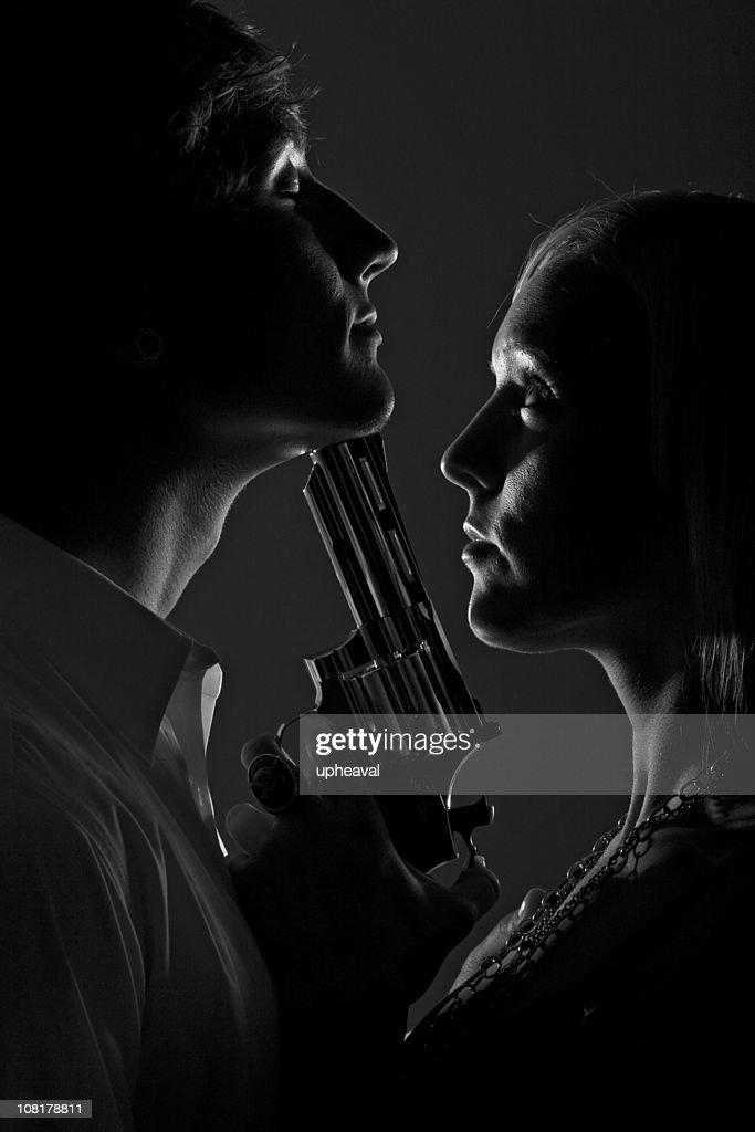Intimate Homicide Series : Stock Photo