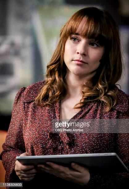 """""""Into the Breach Pictured Renée Felice Smith The NCIS team investigates the murder of a journalist who was writing an expose on a mishandled..."""