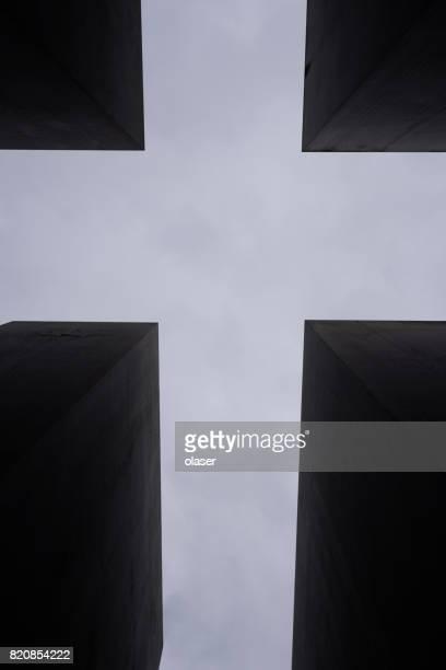 Into the bright light, Holocaust Memorial Berlin