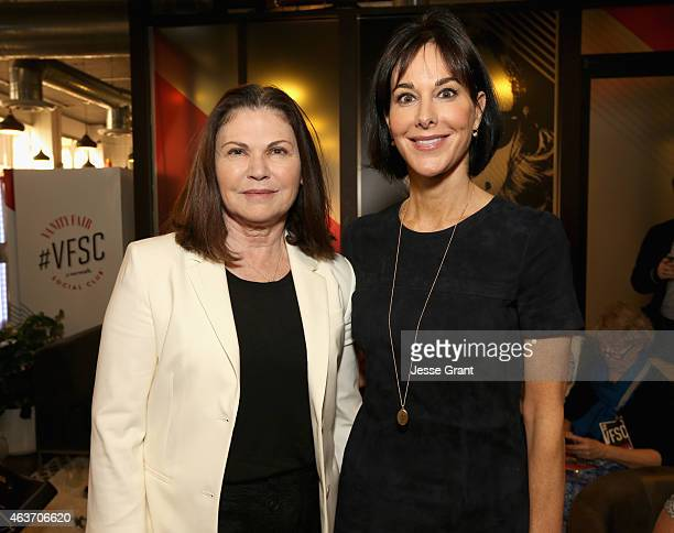 "Into the Oscars"" panel discussion and luncheon with Oscar nominated Costume Designer Colleen Atwood and Deputy Editor, Vanity Fair, Punch Hutton at..."