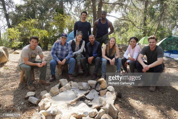 STATION 19 Into the Woods In an effort to increase morale Maya takes the crew on a teambuilding camping trip that doesn't exactly go according to...