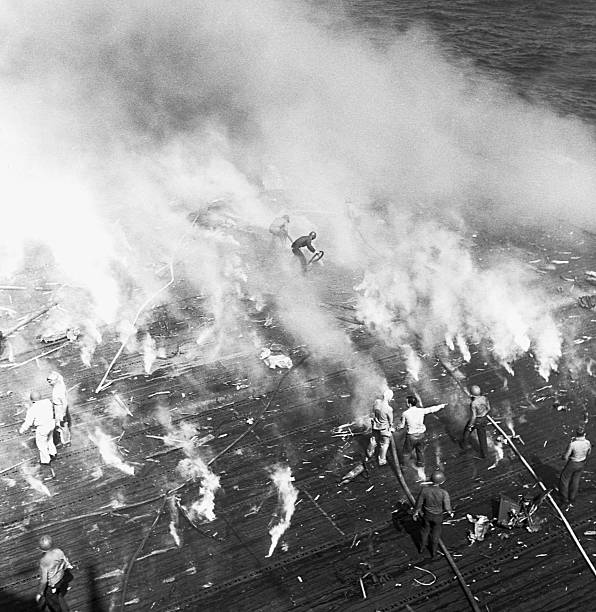 UNS: 29th October 1944 - The Battle Of Leyte Gulf