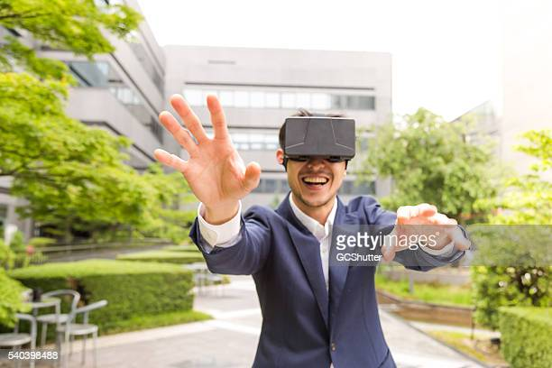 Intresting Virtual Reality Console, Let's Explore the new world!