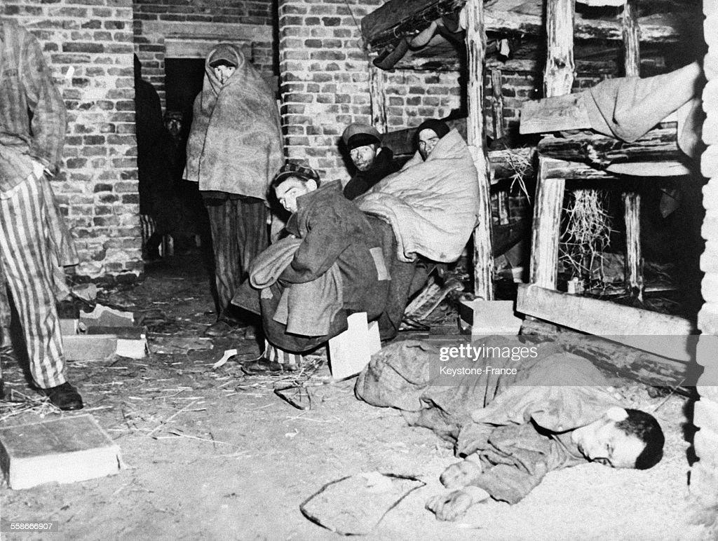 Camp de concentration : Foto jornalística