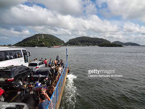 Introduced in 1960 as a transportation solution for the residents of Guaratuba, the ferry was also rapidly assimilated by tourists and vacationers,...