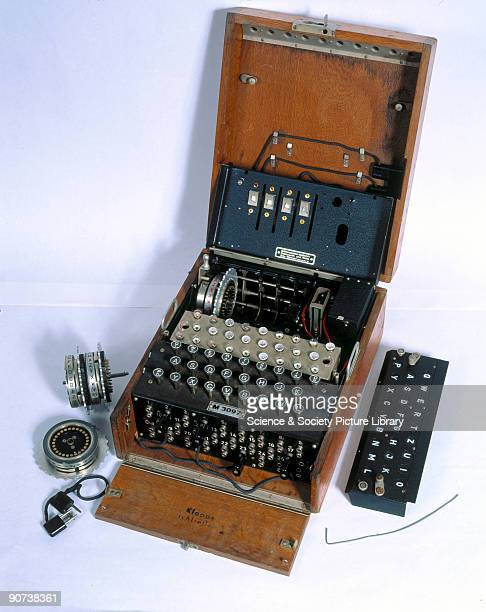 Introduced on Atlantic U Boats in February 1942 the code produced by the MK 4 Enigma was not broken until December 1942 after the capture of cypher...