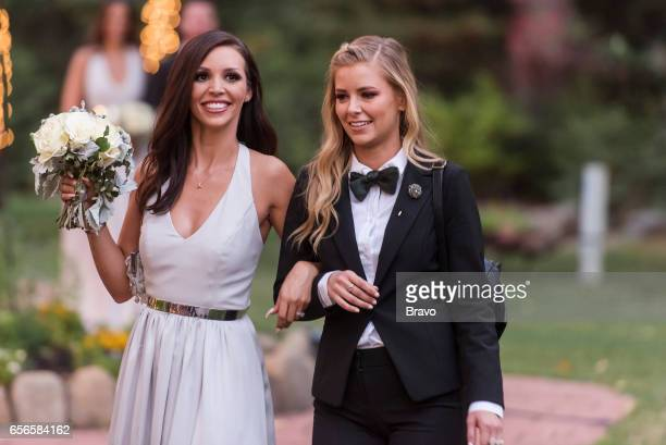 RULES 'Introducing Mr Mrs Schwartz' Episode 521 Pictured Scheana Marie Ariana Madix