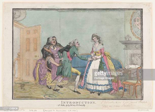 Introduction November 30 1793 Artist Thomas Rowlandson