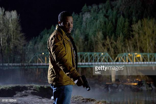 GRIMM 'Inugami' Episode 517 Pictured Russell Hornsby as Hank Griffin