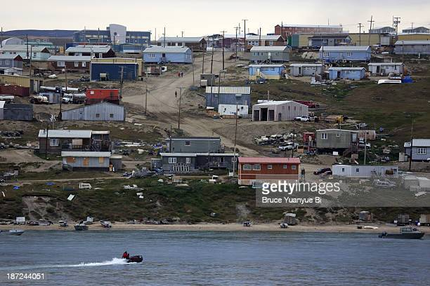 Inuit community of Pont Inlet