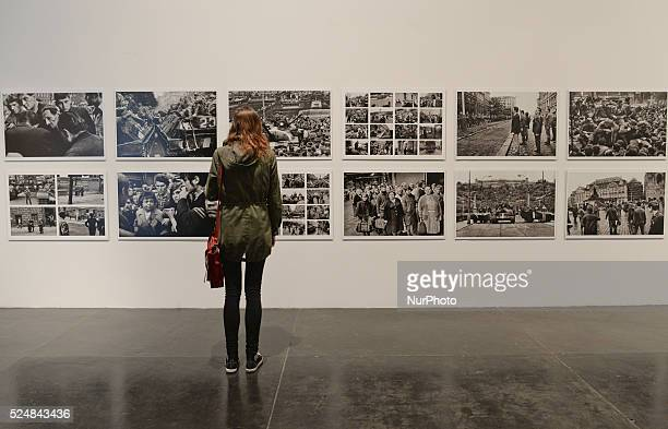 Invasion Prague 68 exhibit by Josef Koudelka that chronicles the historic events of August 1968 which tragically influenced life in Czechoslovakia at...