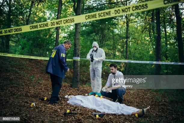 FBI invastigating murder