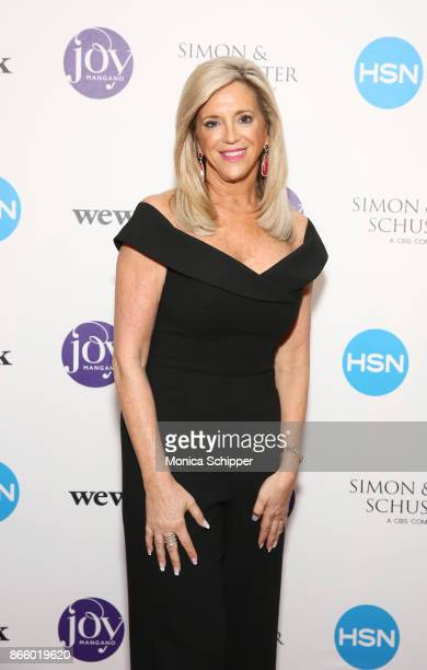 Inventor and entrepreneur Joy Mangano celebrates the release of her first book INVENTING JOY at WeWork on October 24 2017 in New York City