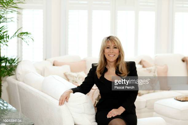 Inventor entrepreneur and TV personality Lori Greiner is photographed on January 26 2010 at home in Philadelphia Pennsylvania