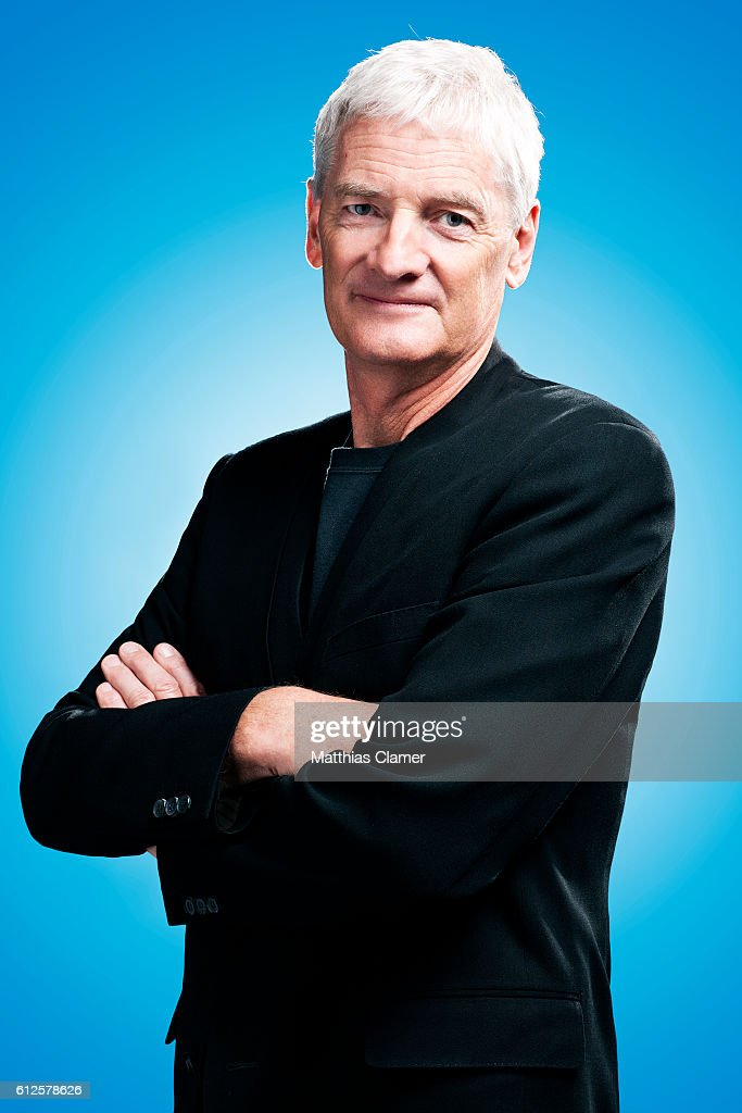 James Dyson, Wired UK, November 2011 : ニュース写真