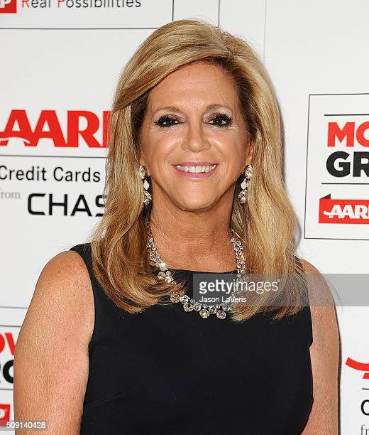 Inventor Joy Mangano attends the 15th annual Movies For Grownups Awards at the Beverly Wilshire Four Seasons Hotel on February 8 2016 in Beverly...