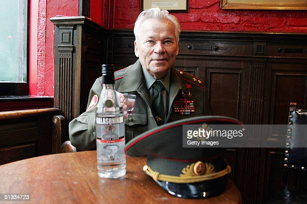 Mikhail Kalashnikov Pictures and Photos - Getty Images