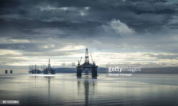 invergordon - north sea stock pictures, royalty-free photos & images