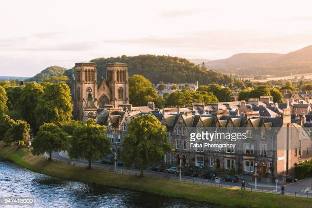 Inverness In Scotland