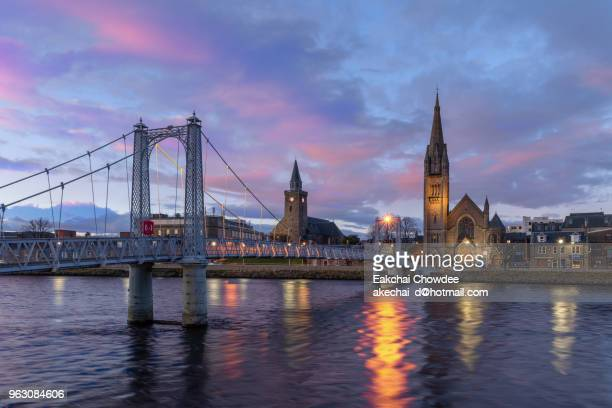 inverness - inverness stock photos and pictures