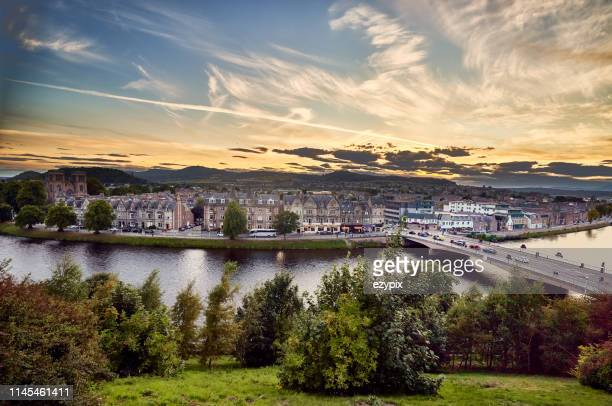 inverness scotland - inverness stock photos and pictures