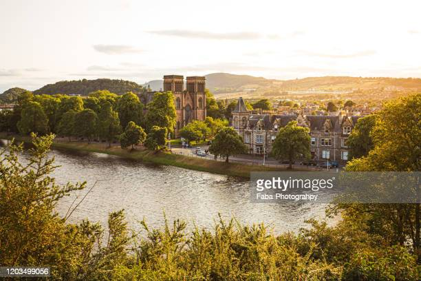 inverness scotland - inverness scotland stock pictures, royalty-free photos & images
