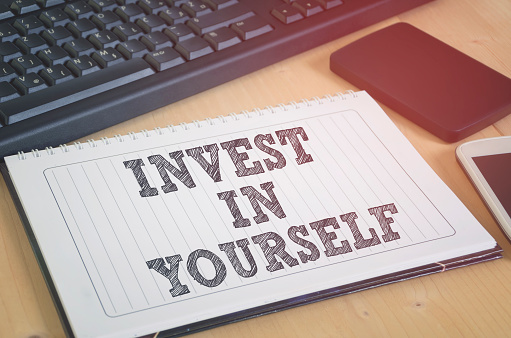 Invest in yourself 939501886