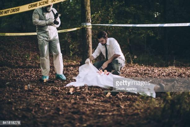Enquête sur un meurtre