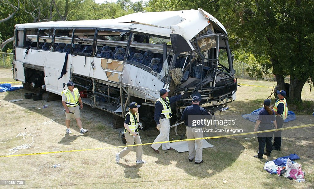 Sherman Tx News >> Investigators Examined The Bus That Crashed In Sherman