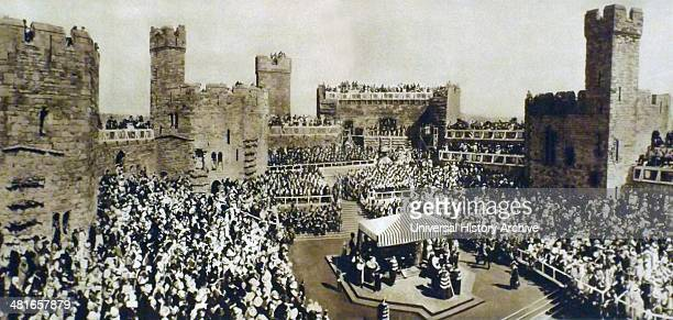 investiture for the Prince of Wales was in 1911 in Caernarfon Castle in Wales