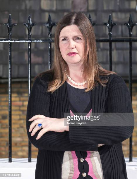 Investment fund manager Nicola Horlick is photographed on May 15 2012 in London England