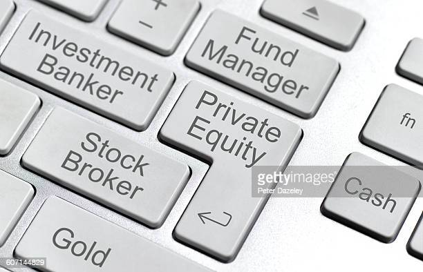 Investment opportunities keyboard