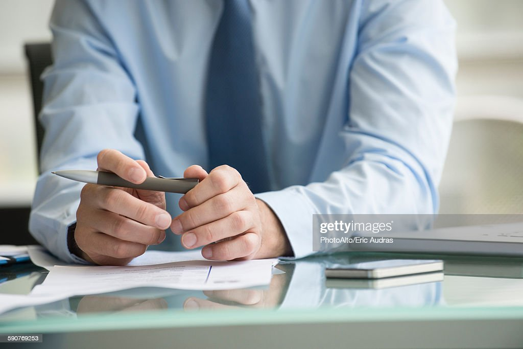 Investors rely upon the expertise of financial advisors : Stock Photo