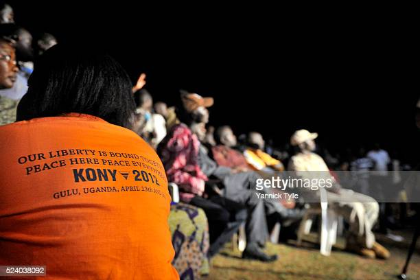 Invisible children presents its Kony 2012 movie where it was shot in Gulu Norduganda the first time Thousands of people come to see the controversial...