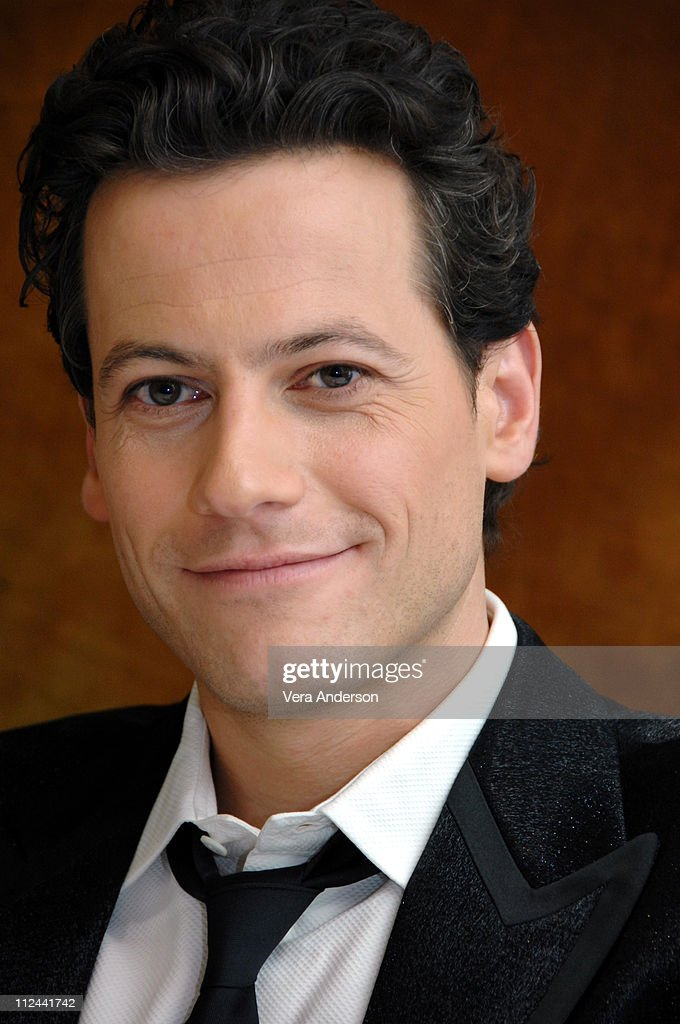 """Amazing Grace"" Press Conference with Ioan Gruffudd"
