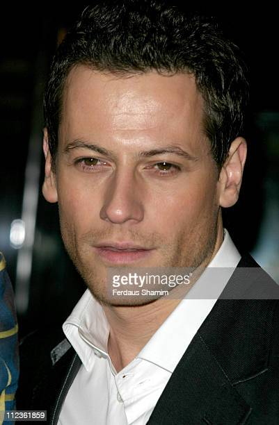Ioan Gruffudd during George Michael's A Different Story Gala London Screening Outside Arrivals at Curzon Mayfair in London Great Britain