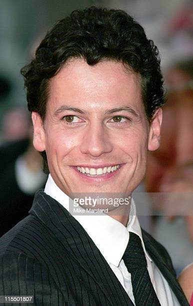 Ioan Gruffudd during King Arthur London Premiere Arrivals at Empire Leicester Square in London Great Britain
