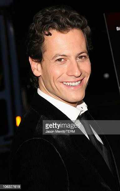 Ioan Gruffudd during The TV Set Los Angeles Premiere Arrivals at Crest Theater in Los Angeles California United States