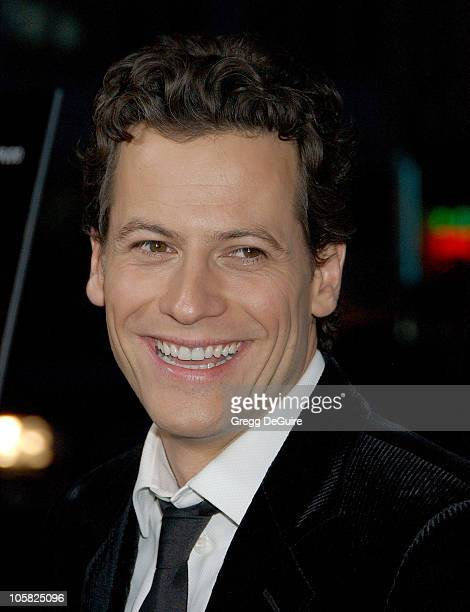Ioan Gruffudd during ThinkFilm Presents the Premiere of The TV Set at Crest Theater in Los Angeles CA United States