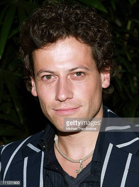 Ioan Gruffudd during Vintage Hollywood 2006 Benefitting the Children's Circle at Private Residence in Brentwood California United States
