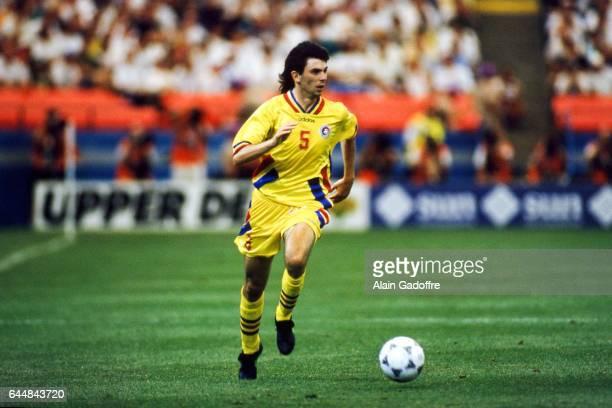 Ioan Lupescu Roumanie / Suisse Coupe du Monde 1994 Photo Alain Gadoffre / Icon Sport