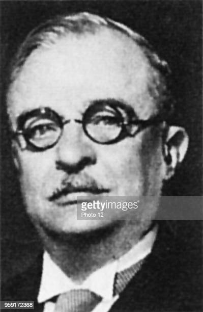 Ioannis Metaxas Greek politician Prime Minister from 1936 to 1941