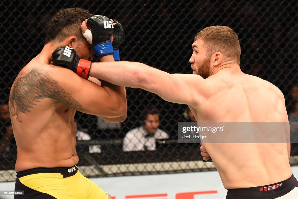 UFC Fight Night: Cutelaba v da Silva : News Photo
