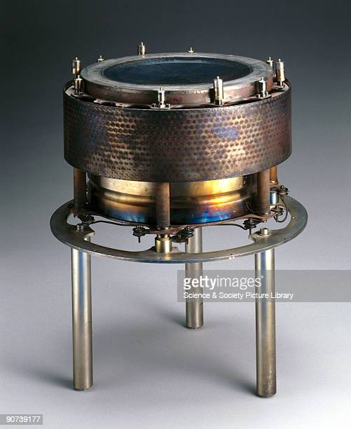 Ion engines, such as this UK 25E example, use an electrical field to accelerate and then expel high-velocity gas ions. The UK 25E engine generates a...